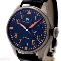 IWC Big Pilots Watch Ref-5004-08SE Titanium SINCERE 50 Pieces...