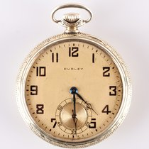 Dudly Vintage Model 2 Crypto-Masonic Pocket Watch