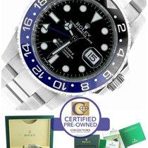 Rolex GMT-Master II Batman Steel Ceramic 116710 BLNR Watch
