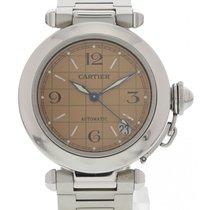 Cartier Pasha de Cartier SS Date Automatic 2324