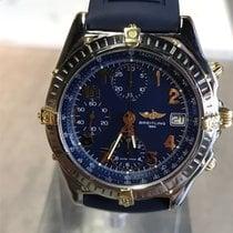 百年靈 (Breitling) Chronomat steel &gold