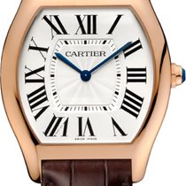 Cartier TORTUE Großes Modell, Rotgold