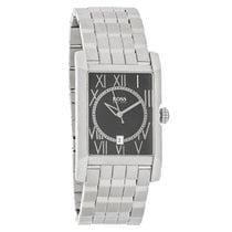 Hugo Boss Mens Black Date Dial Quartz Stainless Steel Watch...