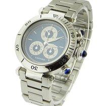 Cartier pashacchronoblue Pasha C Chronograph - Blue Dial
