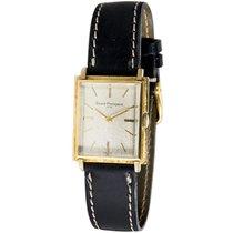 Girard Perregaux Vintage Unisex Watch in 14K Yellow Gold