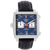 TAG Heuer Monaco Automatic Chronograph Mens Watch Caw211p