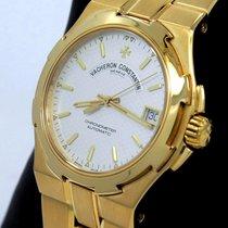 Vacheron Constantin Overseas 42050/423j 18k Yellow Gold...