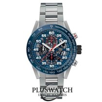 TAG Heuer Carrera Calibre 01 Chronograph Red Bull Special Edition