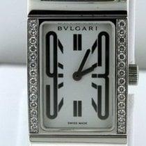 宝格丽 (Bulgari) RTW45G Rettangolo in White Gold with Partial...