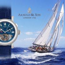 Arnold & Son GMT II Tourbillon Compass Rose