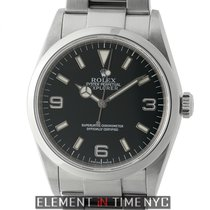 Rolex Explorer I Stainless Steel 36mm Y Serial Circa 2003