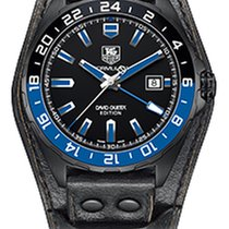 TAG Heuer FORMULA 1 David Guetta Calibro 7 GMT