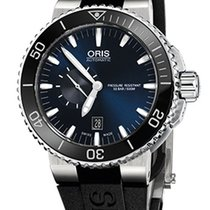 Oris Diving Aquis Small Second Date