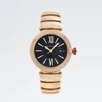 Bulgari LUP33BGGD Lucea Automatic Rose Gold 33mm