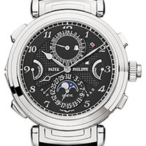 Patek Philippe 6300G-001 Grand Complications 47.4mm Black...