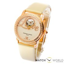 Frederique Constant Love open hearth 35 mm rose gold plated...