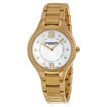 Raymond Weil Noemia Mother of Pearl Diamond Dial Ladies Watch
