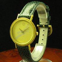 Ars 18kt 750 Gold Gelbgold Damenuhr Designer Uhr / Kaliber Eta...
