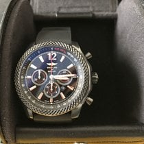 Breitling Bentley Barnato 42 Midnight Carbon Limited 199/1000