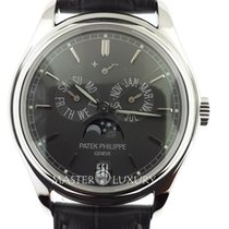 Patek Philippe 5146P-001 Complication Annual Calendar Moonphas...