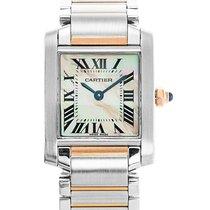 Cartier Watch Tank Francaise W51027Q4
