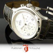 Ebel Le Modulor Chronometer Edelstahl Full Set 9137240