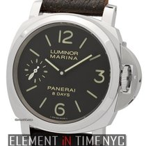 Panerai Luminor Collection Luminor Marina 8 Days Stainless...