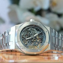 Audemars Piguet Skeleton Royal Oak Openworked Selfwinding