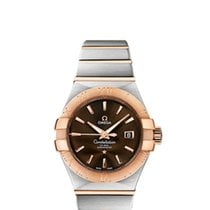 Omega Constellation Co-Axial 31 MM