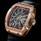 Richard Mille RM 023  Skeletonized Red Gold