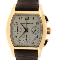 Girard Perregaux Richeville Chronograph 18K Rose Gold