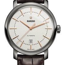 Rado R14074096 Diamaster Automatic 41mm Ceramic Men's Watch