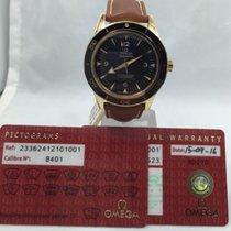 Omega Seamaster 300 Co-Axial 18KYG NEW $20,000
