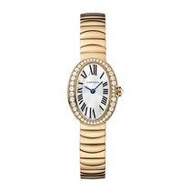 Cartier Baignoire Quartz Ladies Watch Ref WB520026