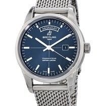Breitling Transocean Men's Watch A453109T/C921-154A