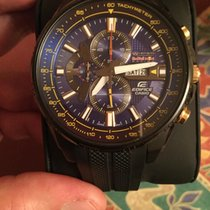 Casio Edifice Chronograph Infiniti Red Bull Racing Limited black