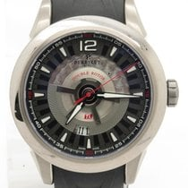 Perrelet Double Rotor Titanium Men's Watch Automatic 43mm...