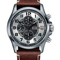 Luminox Mens Field Valjoux Automatic Chrono Numbered Edition -...