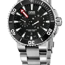 "Oris Regulateur ""Der Meistertaucher"", Small Seconds, Date"