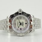 Breitling Galactic 32 mother of pearl diamond dial (incl 21% VAT)