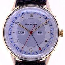 Movado Mans Wristwatch Triple Calendar ,