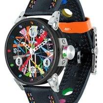 Genuine Brm Watch V7-38-n-art Car Watch Automatic 2824-2...