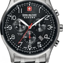 Hanowa Swiss Military Patriot 06-5187.04.007 Herrenchronograph...