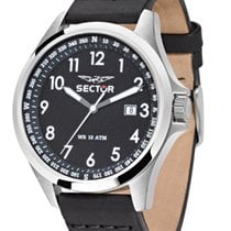 Sector R3251180004 - 180 - Time Only - Man - 54,7x48,5 mm