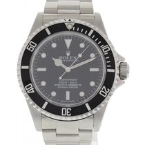 Rolex Men's Rolex Oyster Perpetual Submariner No Date 14060M