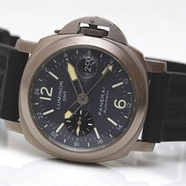 Panerai LUMINOR GMT, TITANIUM, LIMITED EDITION, PAM00089, PAM89