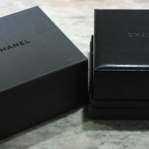 Chanel vintage black watch box for model j12