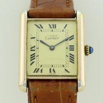 Cartier Must de Cartier Classic Quartz Silver Lady