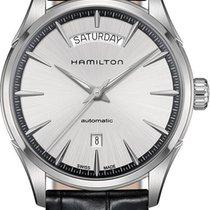 Hamilton Jazzmaster Day Date H42565751 Herren Automatikuhr...