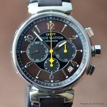 Louis Vuitton TAMBOUR BROWN LV277 Q11410 Retail €11,000...